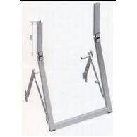 Sporgere in alluminio leva laterale